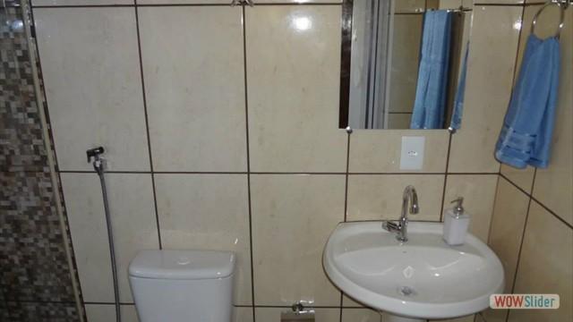 Banheiros Novos e Higienizados